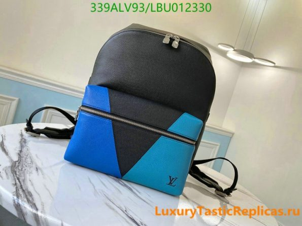 Louis Vuitton men's backpack mountaineering bag outdoor sports bag large capacity backpack LV men's bags M30738 (1)