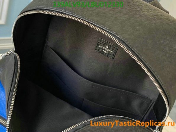 Louis Vuitton men's backpack mountaineering bag outdoor sports bag large capacity backpack LV men's bags M30738 (16)